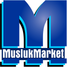 Musluk Market Logo