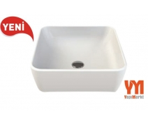 Cerastyle One Lavabo 46x46 cm