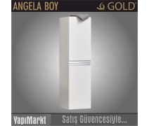 GOLD Angela Boy Dolabı