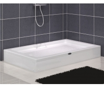 Shower Beta Dikdörtgen Duş Teknesi 70x130x20 cm